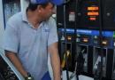 La venta de combustible en agosto sigue un 24,7% debajo de la prepandemia